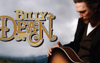 Billy Dean Country Music Show | Players Circle Theater | Things to do in Lee County