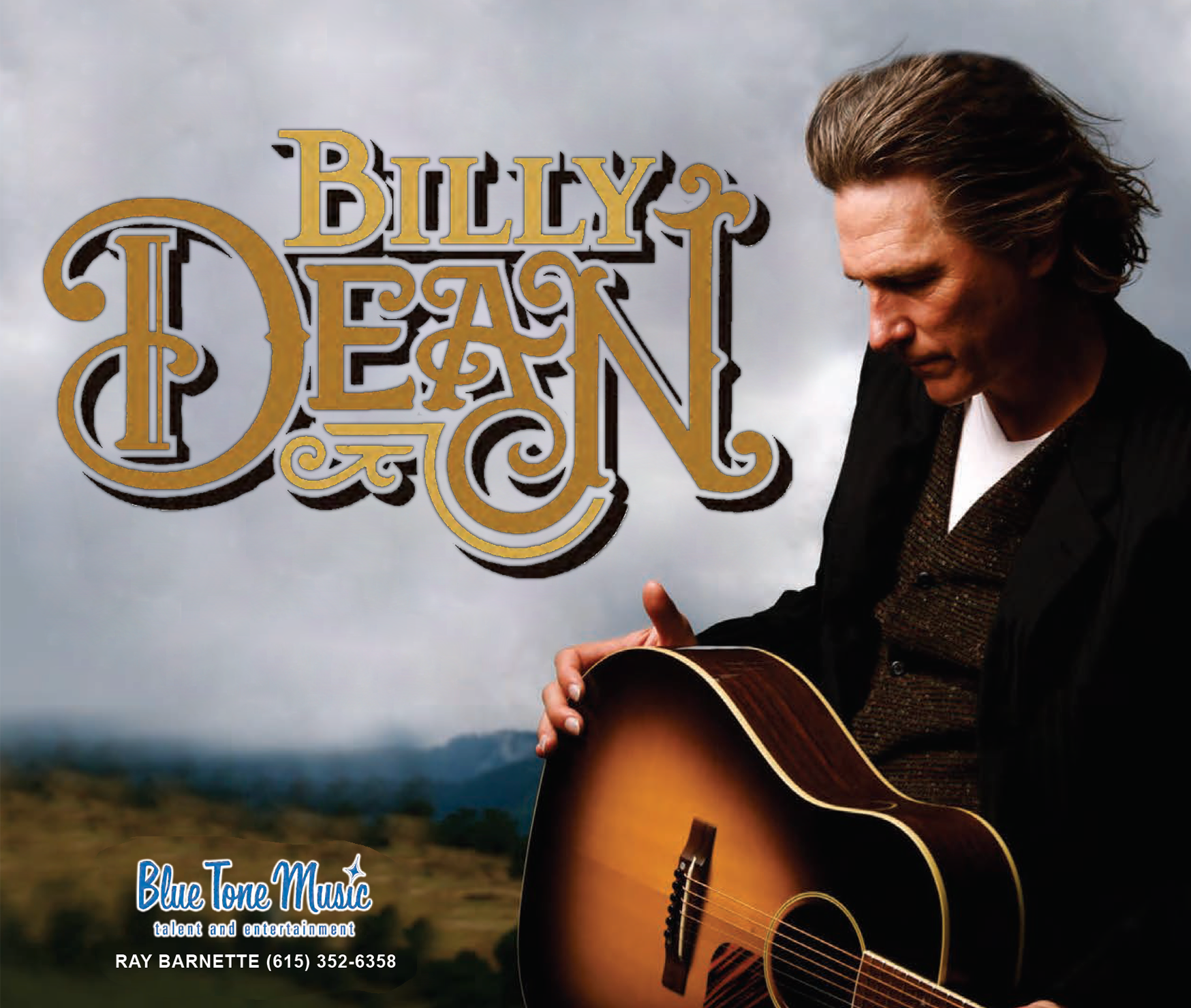 Billy Dean | Players Circle Theater