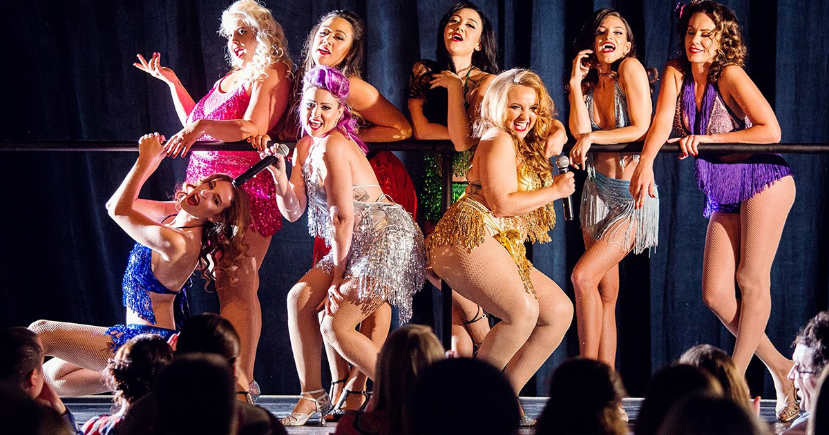 Glam Bam Burlesque | Players Circle Theater