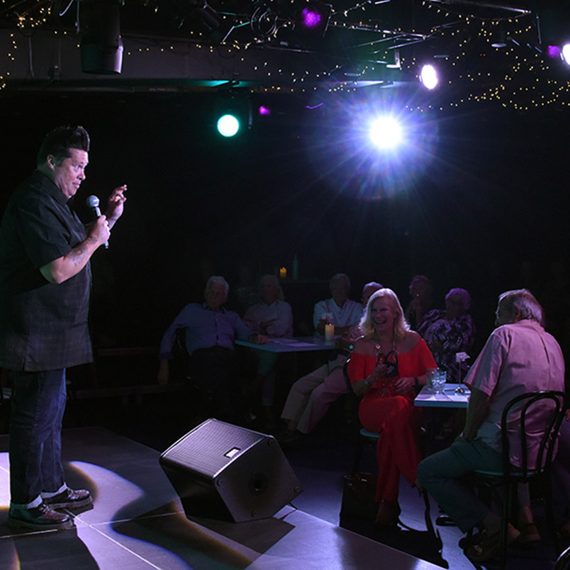 Comedian RC Smith | Players Circle Theater
