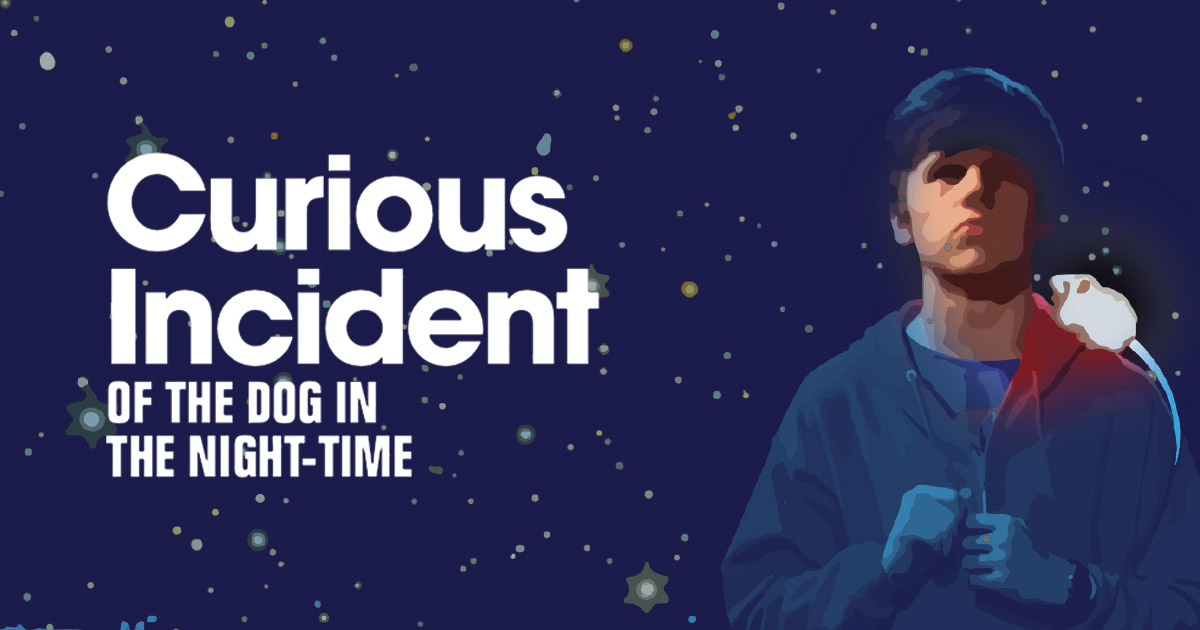 Curious Incident of The Dog in Night-Time Theater Show | Players Circle Theater