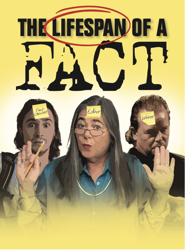 Lifespan of a Fact Theater Show | Players Circle Theater