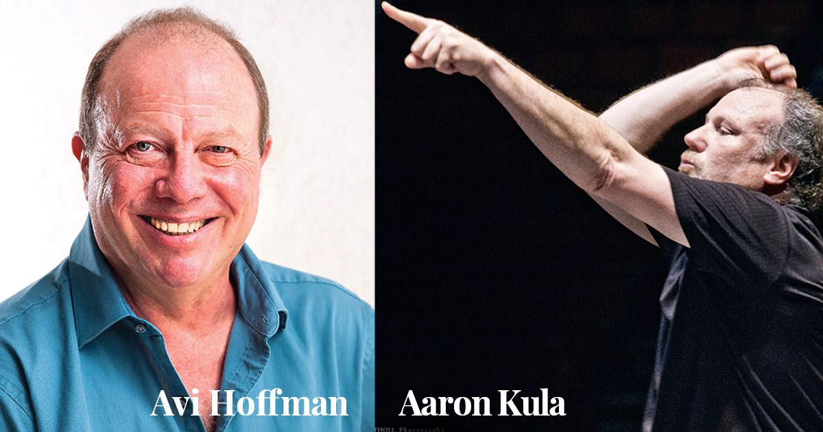Yiddish Tangos, A Concert Featuring Award-Winning Performer Avi Hoffman and World-Renowned Klezmer Scholar Aaron Kula | Players Circle Theater